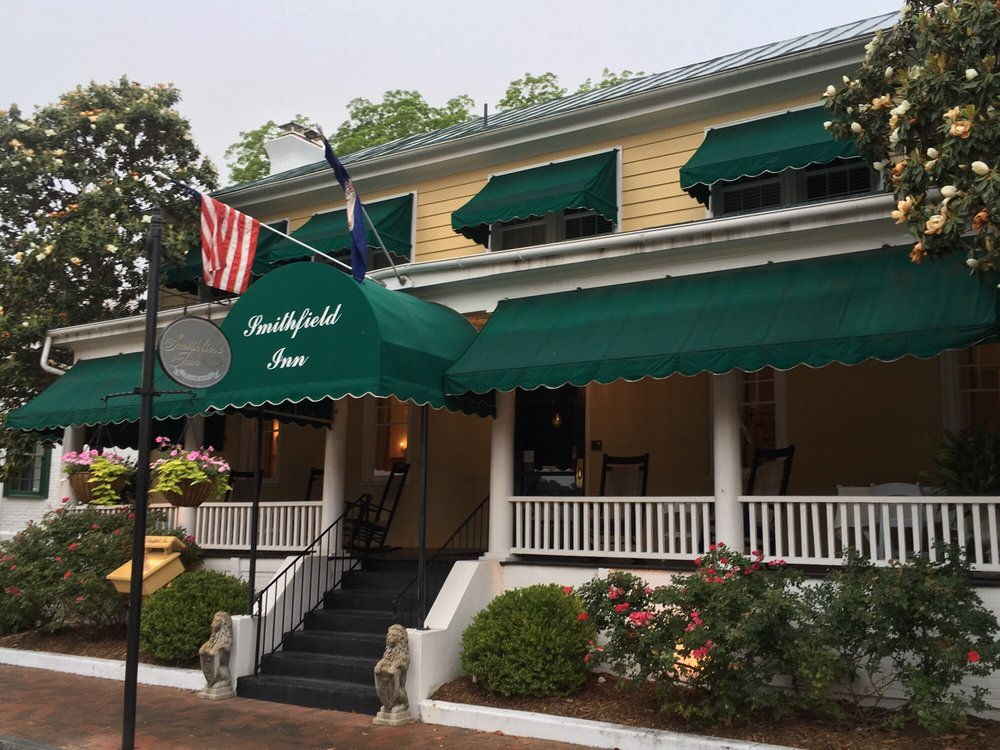 The historic home of Southern Hospitality since 1752